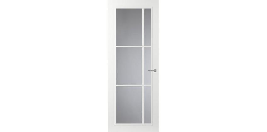 Binnendeur FR504 Glasdeur