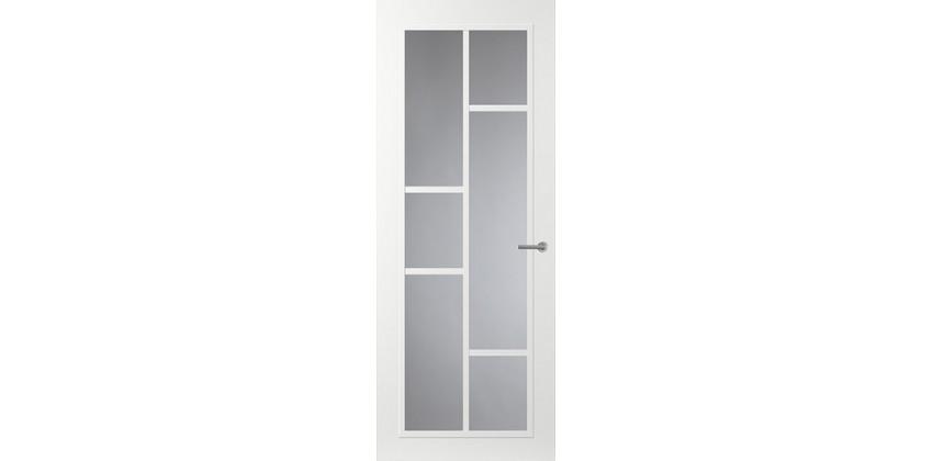 Binnendeur FR506 Glasdeur