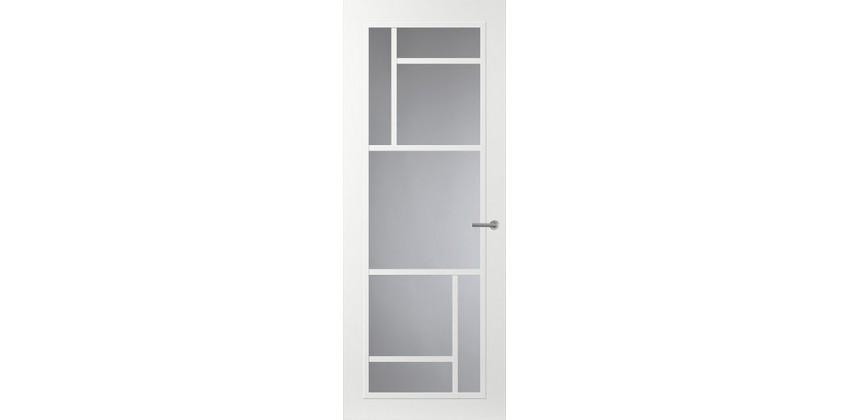 Binnendeur FR509 Glasdeur