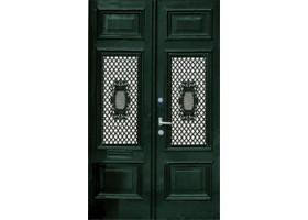 Voordeur klassiek deurstel